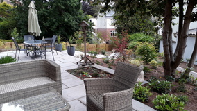 Alison Bockh Garden Design and Landscaping - North Devon - a comfortable useable space
