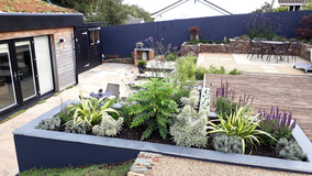 Alison Bockh Garden Design -  Utterly transformed
