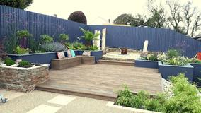 Alison Bockh Garden Design - A garden for grown ups not children. Furniture to come.